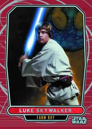 Star Wars Galactic Files Trading Card T/C Box -- JUN121501
