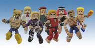 Street Fighter X Tekken Series 1 Minimates Assortment -- JUN121774