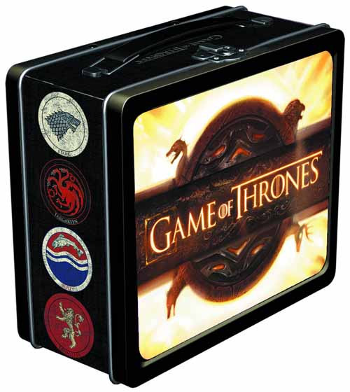 Game Of Thrones Lunchbox -- DEC130190