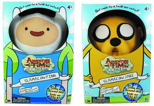 Adventure Time 22-In Slamacows W/Sound Assortment -- JUN121793