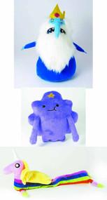 Adventure Time 8-In Fan Favorite Plush Assortment -- JUN121797