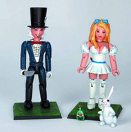 Grimmies Grimm Fairy Tales Alice/Mad Hatter 2-Pack Case -- JUN121802
