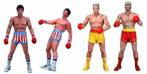 Rocky Series 2 Action Figure Assortment -- JUN121854