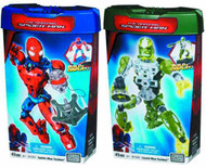 Mega Bloks Spider-Man 4 Techbot Assortment -- JUN121868