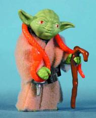Star Wars Kenner Yoda w/ Brown Snake Jumbo Action Figure -- JUN121869