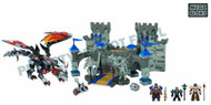 Mega Bloks WOW Deathwing Stormwind Assault Set -- JUN121896