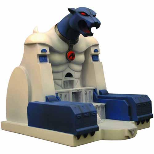 Thundercats Cats Lair Polystone Environment -- JUN121903