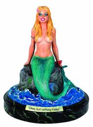 Doug Sneyd Mermaid Statue -- JUN121909