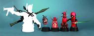 Deadpool Corps Mini-Bust Boxed Set -- Gentle Giant -- JUN121916