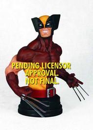 Wolverine Mini-Bust -- X-Men Gentle Giant -- JUN121918