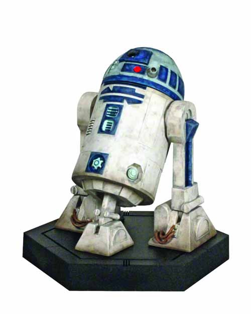 Star Wars Clone Wars R2-D2 Maquette -- Gentle Giant -- JUN121928