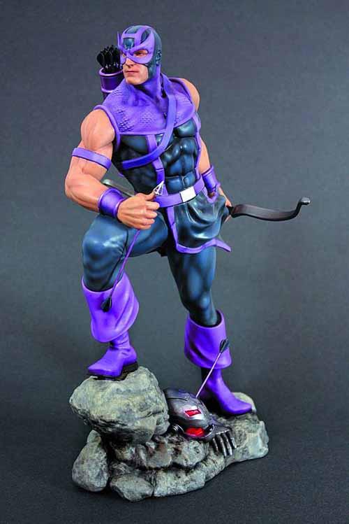 Hawkeye Classic Avengers Fine Art Statue -- Kotobukiya -- JUN121931