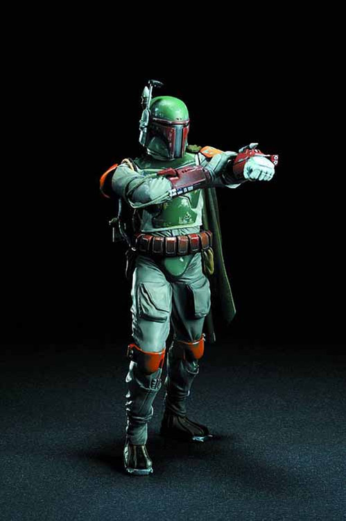 Star Wars Boba Fett ARTFX+ Statue ROTJ Version--Kotobukiya -- JUN121933