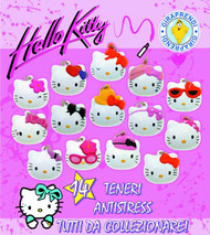 Hello Kitty Softball 100Mm 100 Piece Assortment -- JUN121972