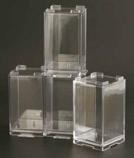 Kubricks Clear 20 Piece Figure Case -- JUN121983