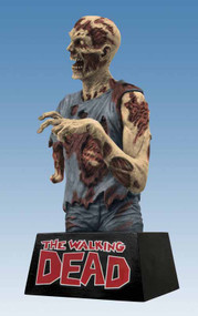 Walking Dead Bust Bank Zombie -- Robert Kirkman Diamond -- DEC131828