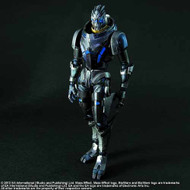Mass Effect 3 Play Arts Kai Garrus Vakarian -- JUN122004