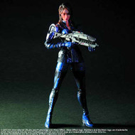 Mass Effect 3 Play Arts Kai Ashley Williams -- JUN122005