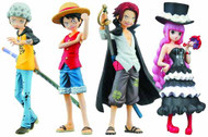 One  Piece Straw Hat Half Age Char 8 Piece BMB Ds -- JUN122024