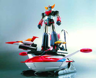 Soc Gx-04S Ufo Robo Grendizer Space King Set -- JUN122034