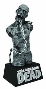 Walking Dead Bust Bank Zombie Pet B&W -- Kirkman Diamond -- DEC131830