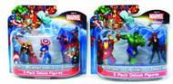 Marvel Avengers 4 Inch PVC Figurine 3 Pack Assortment -- JUN122118