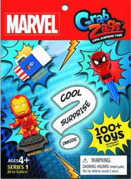 Marvel Universe Grab Zags 48 Piece Assortment -- JUN122120