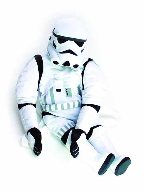 Star Wars Stormtrooper Back Buddy -- JUN122144