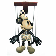 Disney Traditions Steamboat Willie Marionette -- JUN122154