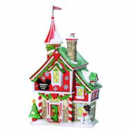 Disney Mickey Xmas Village Mickey Castle -- JUN122158