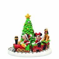 Disney Mickey Xmas Village Holiday Express -- JUN122160