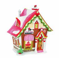 Disney Mickey Xmas Village Minnie Dress Shop -- JUN122161