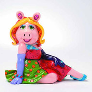 Disney Britto Miss Piggy Figurine -- JUN122167