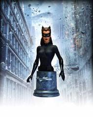 Dark Knight Rises Catwoman Bust -- Batman DC Direct DCU -- MAR120294