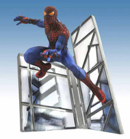 Amazing Spider-Man Movie Statue -- MAR121596