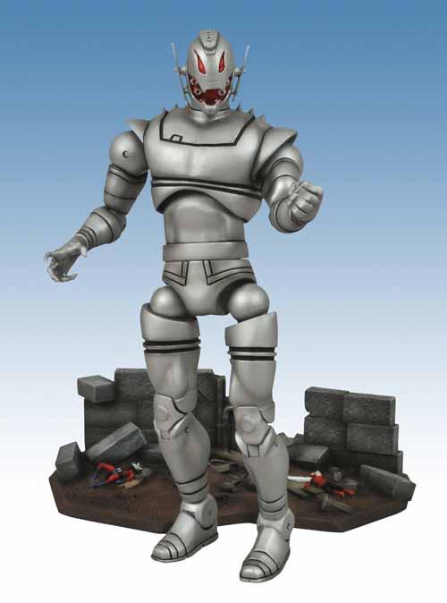 Marvel Select Ultron Action Figure Case -- Avengers -- MAR121604