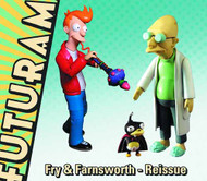 Futurama Encore Collection 2 Action Figure Assortment -- MAR121613