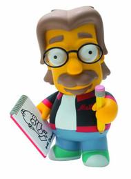 Simpsons Matt Groening Vinyl Figure -- MAR121625