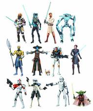 Star Wars Clone Wars Action Figure Assortment 201202 -- MAR121653