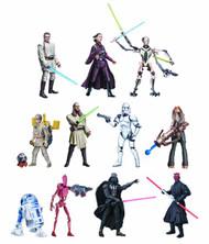 Star Wars Movie Legends Action Figure Assortment 201202 -- MAR121654