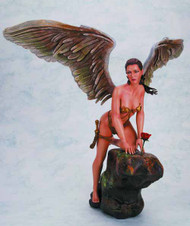 Fantasy Figure Gallery FFG Boris Vallejo Her Garden Statue -- MAR121664