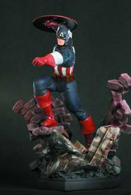 Captain America Action Statue -- Avengers Bowen Designs -- MAR121666