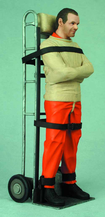 Hannibal Lecter 1/6 Scale Statue--Silence of the Lambs -- MAR121676