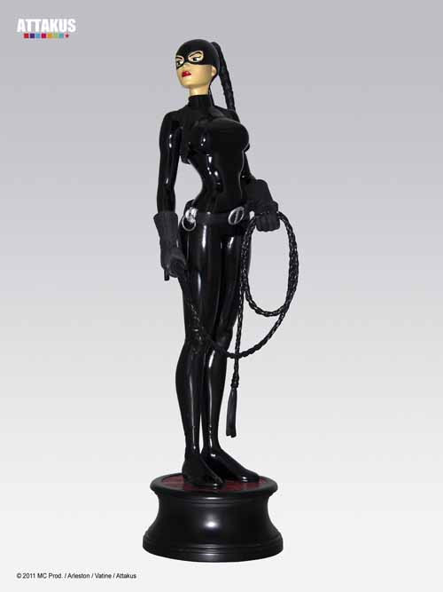 Cixi Statue T2 Black Version -- Attakus -- MAR121719