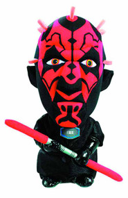 Star Wars Darth Maul 15in Talking Plush -- MAR121741
