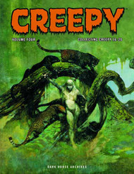 Creepy Archives HC Vol 04 -- MAR130031