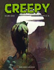 Creepy Archives HC Vol 07 -- MAR130034