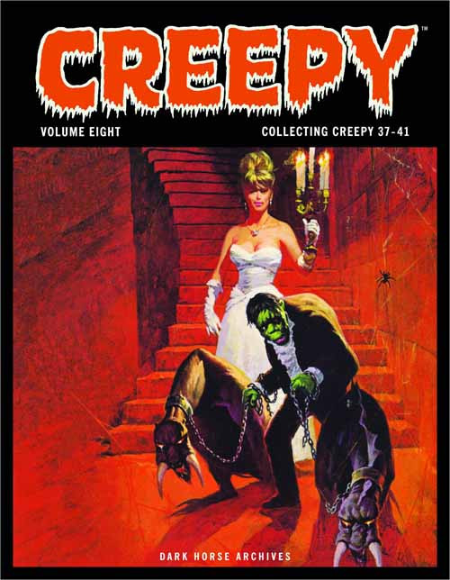 Creepy Archives HC Vol 08 -- MAR130035