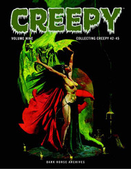 Creepy Archives HC Vol 09 -- MAR130036