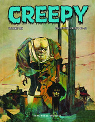 Creepy Archives HC Vol 10 -- MAR130037